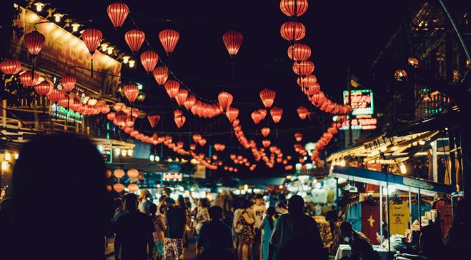 Hoi An Lantern Festival in Vietnam
